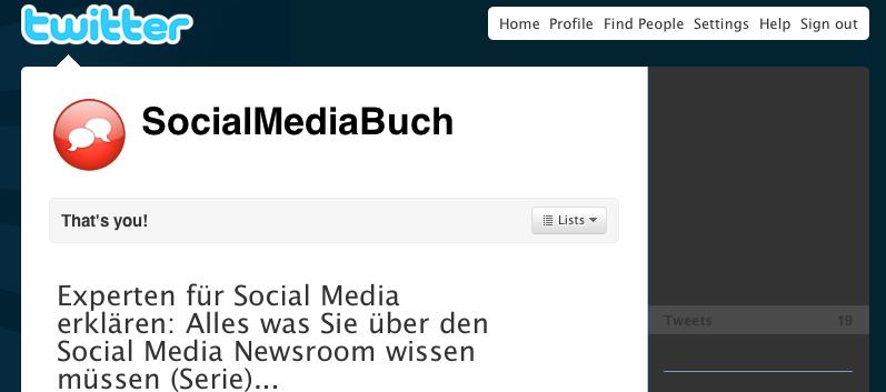 Insider Twitter: Tipp um die Anzahl Follower zu verstecken