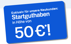 Jetzt 50 Euro Google AdWords Gutschein abholen - nur für kurze Zeit!