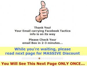 Online Marketing Best Practices: Der OTO-Trick - Wie Sie Ihre Newsletter Anmeldungen vergolden!