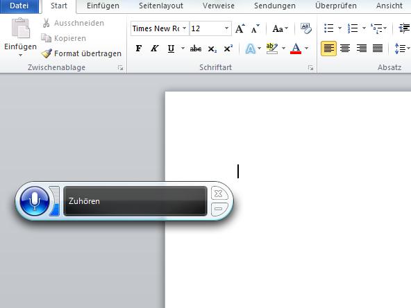 screenshot_diktierfunktion_word_windows